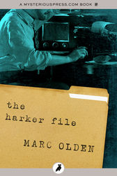 The Harker File by Marc Olden