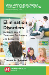 Elimination Disorders by Thomas M. Reimers