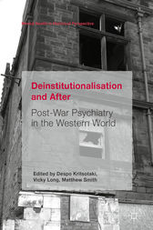 Deinstitutionalisation and After by Despo Kritsotaki