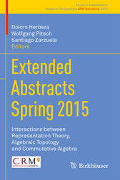 Extended Abstracts Spring 2015 by Dolors Herbera