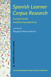 Spanish Learner Corpus Research by Margarita Alonso-Ramos