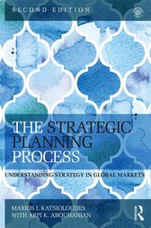The Strategic Planning Process by Marios Katsioloudes