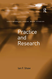 Practice and Research by Ian F. Shaw
