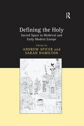 Defining the Holy by Sarah Hamilton