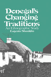 Donegal's Changing Traditions by Eugenia Shanklin