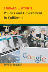 Politics and Government in California by Bernard Hyink