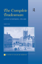 The Complete Tradesman by Nancy Cox