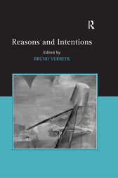 Reasons and Intentions by Bruno Verbeek