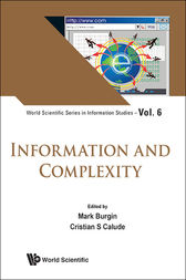 Information and Complexity by Mark Burgin