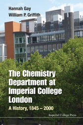 The Chemistry Department at Imperial College London by Hannah Gay