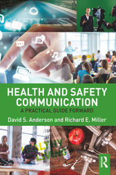 Health and Safety Communication by David S. Anderson