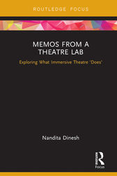 Memos from a Theatre Lab by Nandita Dinesh
