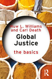 Global Justice: The Basics by Huw L. Williams