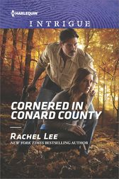 Cornered in Conard County by Rachel Lee