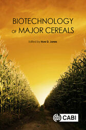 Biotechnology of Major Cereals by H. D. Jones
