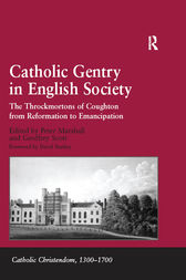 Catholic Gentry in English Society by Geoffrey Scott
