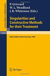 Singularities and Constructive Methods for Their Treatment by Pierre Grisvard