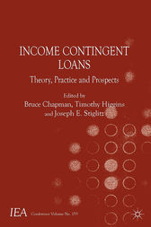 Income Contingent Loans by B. Chapman