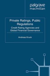 Private Ratings, Public Regulations by A. Kruck