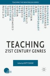 Teaching 21st Century Genres by Katy Shaw