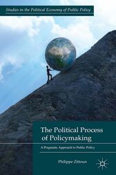 The Political Process of Policymaking by P. Zittoun