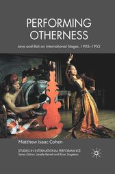 Performing Otherness by M. Cohen