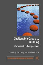 Challenging Capacity Building by S. Kenny