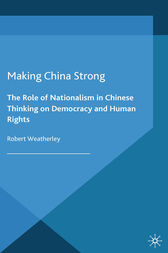 Making China Strong by R. Weatherley