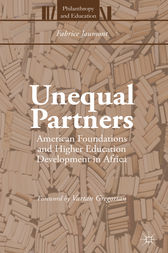 Unequal Partners by Vartan Gregorian