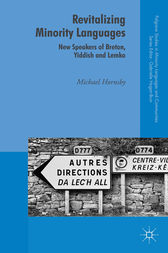 Revitalizing Minority Languages by Michael Hornsby