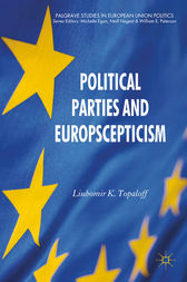 Political Parties and Euroscepticism by L. Topaloff
