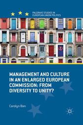 Management and Culture in an Enlarged European Commission by C. Ban
