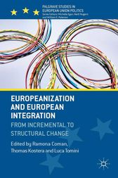 Europeanization and European Integration by R. Coman