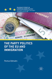 The Party Politics of the EU and Immigration by P. Odmalm