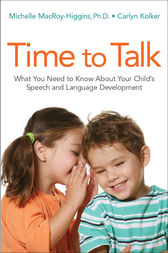 Time to Talk by Michelle MACROY-HIGGINS