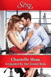 Acquired By Her Greek Boss by Chantelle Shaw