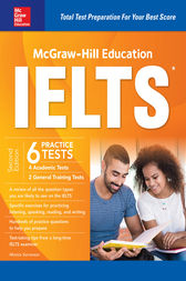 McGraw-Hill Education IELTS, Second Edition by Monica Sorrenson