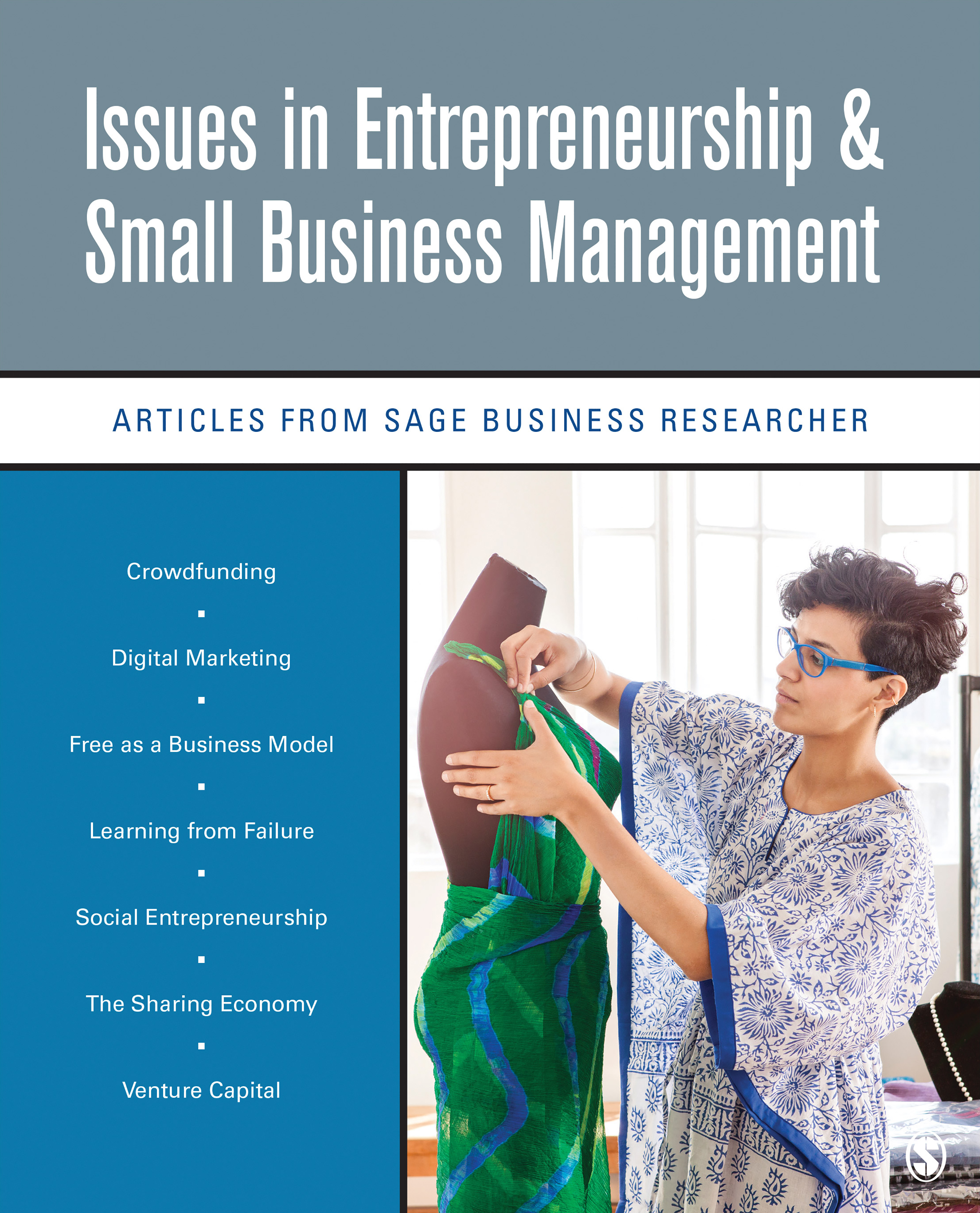 Download Ebook Issues in Entrepreneurship & Small Business Management by SAGE Business Researcher Pdf