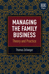 Managing the Family Business: Theory and Practice