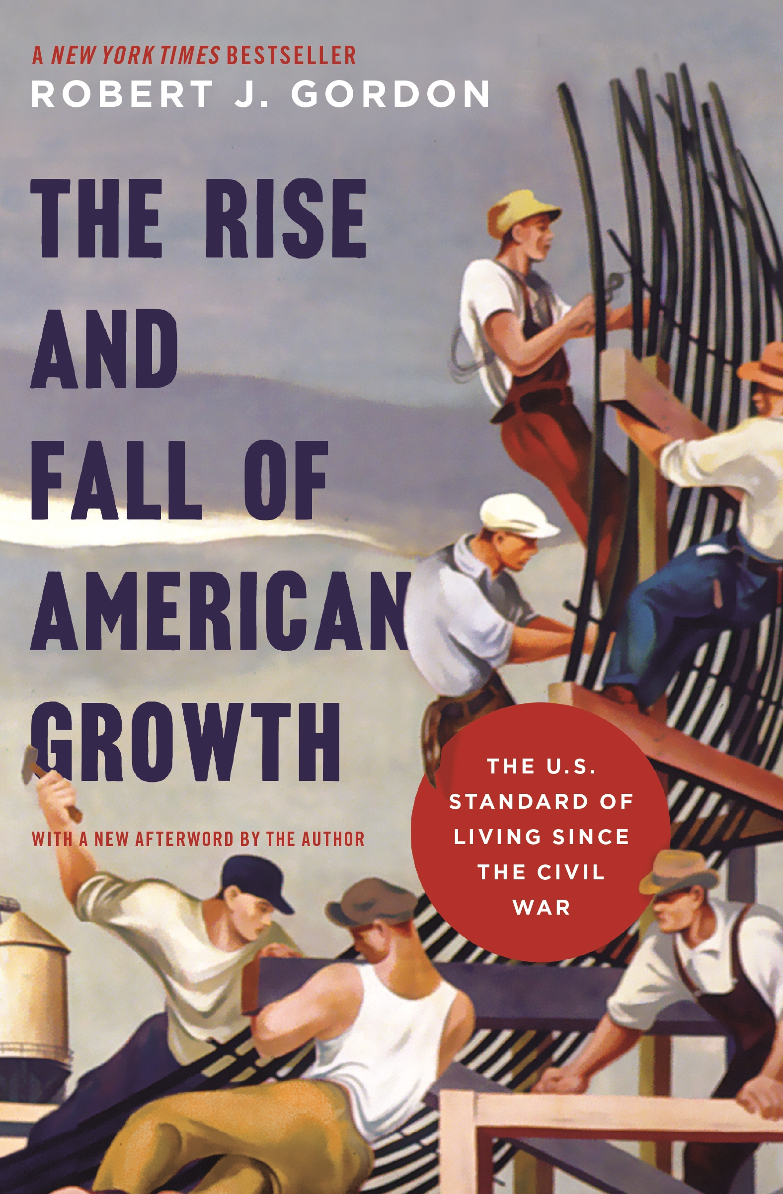 Download Ebook The Rise and Fall of American Growth by Robert J. Gordon Pdf