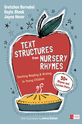 Text Structures From Nursery Rhymes by Gretchen S. Bernabei