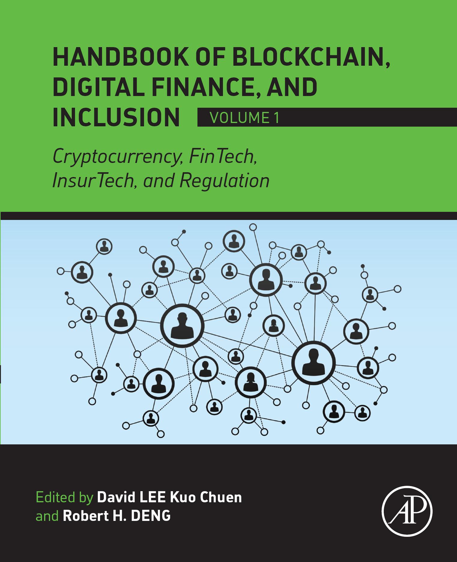 Download Ebook Handbook of Blockchain, Digital Finance, and Inclusion, Volume 1 by David LEE Kuo Chuen Pdf