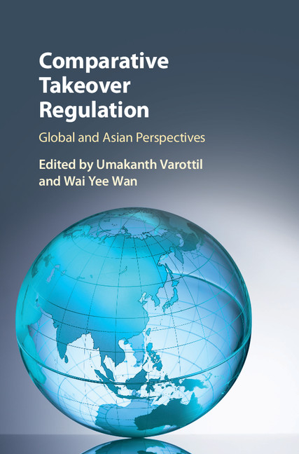 Download Ebook Comparative Takeover Regulation by Umakanth Varottil Pdf