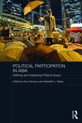 Political Participation in Asia by Eva Hansson