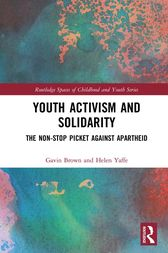Youth Activism and Solidarity by Gavin Brown
