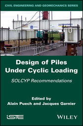 Design of Piles Under Cyclic Loading by Alain Puech
