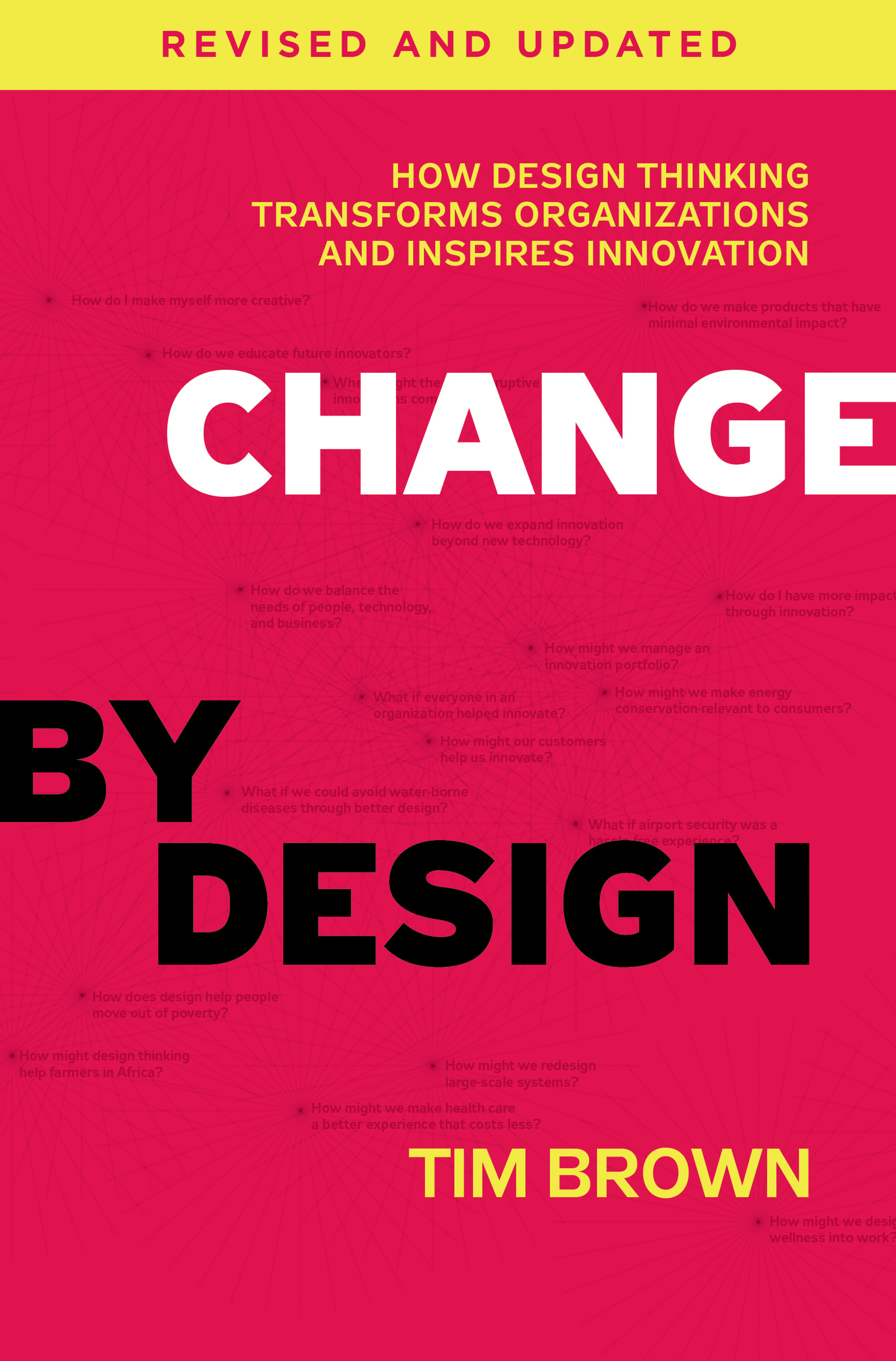 Download Ebook Change by Design, Revised and Updated by Tim Brown Pdf