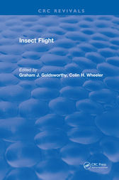 Insect Flight by Graham J. Goldsworthy