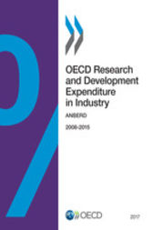 OECD Research and Development Expenditure in Industry 2017: ANBERD by OECD Publishing