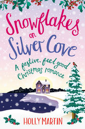 Snowflakes on Silver Cove by Holly Martin